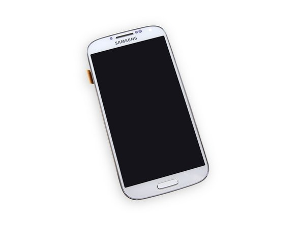 Imagen Principal de Samsung Galaxy S IV S4 LTE Display Assembly I9505 (LCD Digitizer Front Panel)