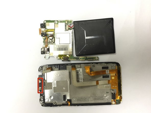 HTC One X Top Speaker Replacement
