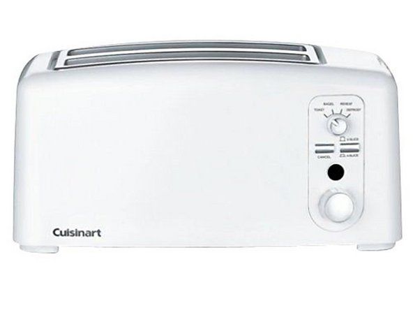 This Cuisinart Toaster's technical highlights include: