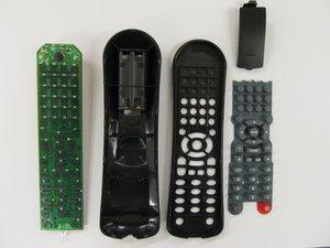 HEC Remote Control Teardown