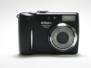 Nikon Coolpix 7900 Repair