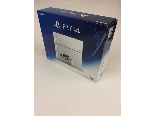 Desmontaje PlayStation 4 CUH-1200