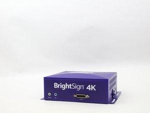 Brightsign 4k Repair