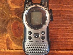 Motorola Talkabout T9580RSAME