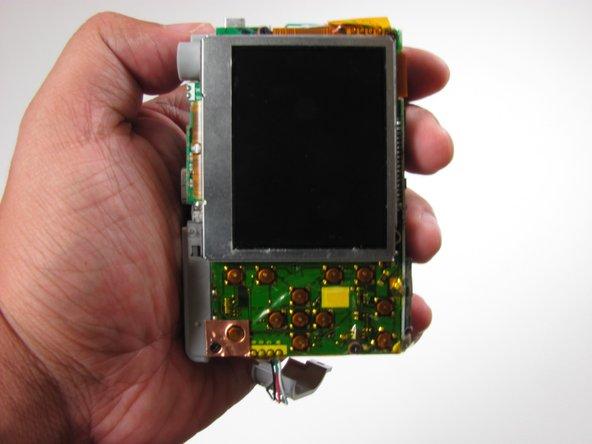 Remplacement de l'écran LCD du Kodak EasyShare C913