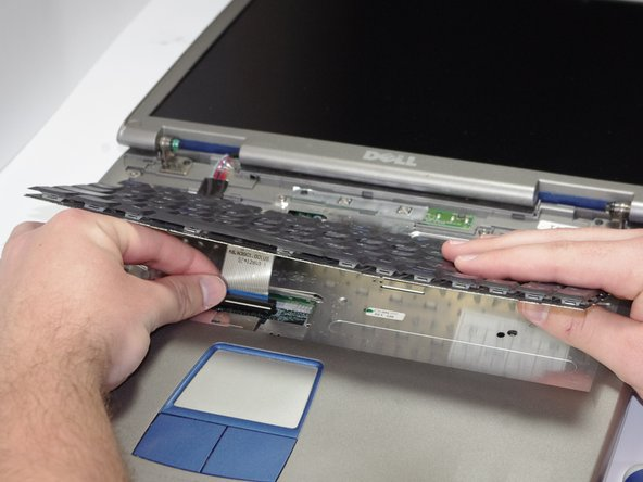 Dell Inspiron 5100 PP07L Keyboard Replacement