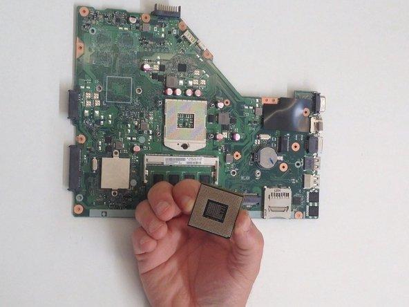 Asus X55C CPU Intel Replacement