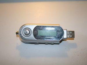 Digital MP3 Player HDMP3 (128 MB) Repair