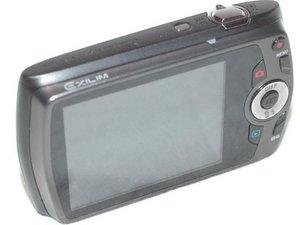 Repairing Casio Exilim EX-Z350 Lens mechanics