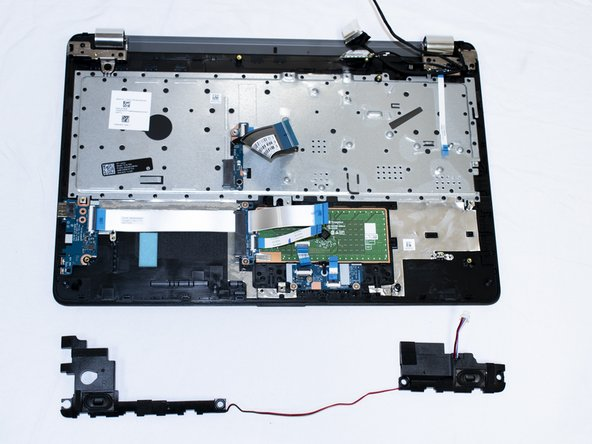 HP 15-bs168cl Speaker Replacement