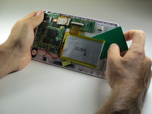 Kurio 7 Battery Replacement