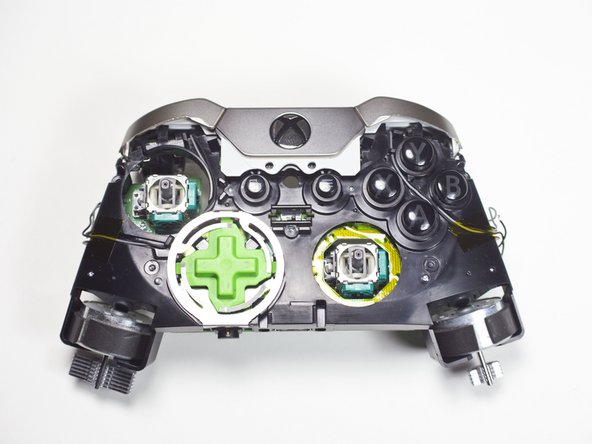 Xbox One Elite Controller (Model 1698) Vibrationsmotor tauschen