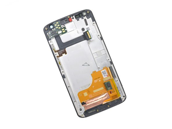 Motorola Droid Turbo 2 LCD Screen and Digitizer Assembly Replacement