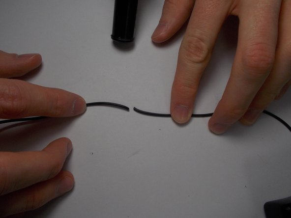 Faulty wires can usually be located by spotting physical damage to the wire itself such as: fraying, complete disconnection, or a notched appearance.