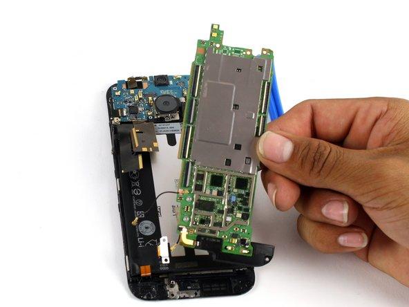 Remplacement de la carte mère du HTC One M8