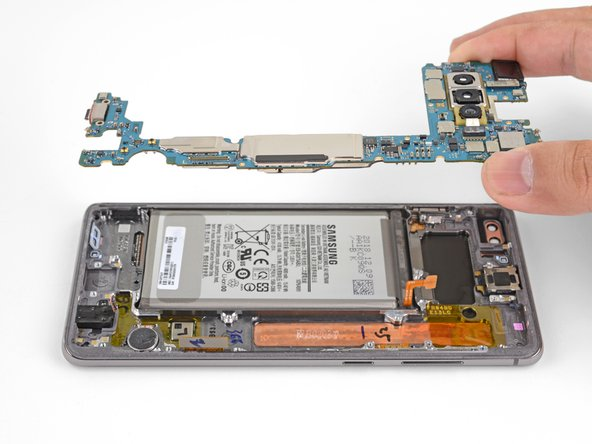 Samsung Galaxy S10 Plus Motherboard Replacement
