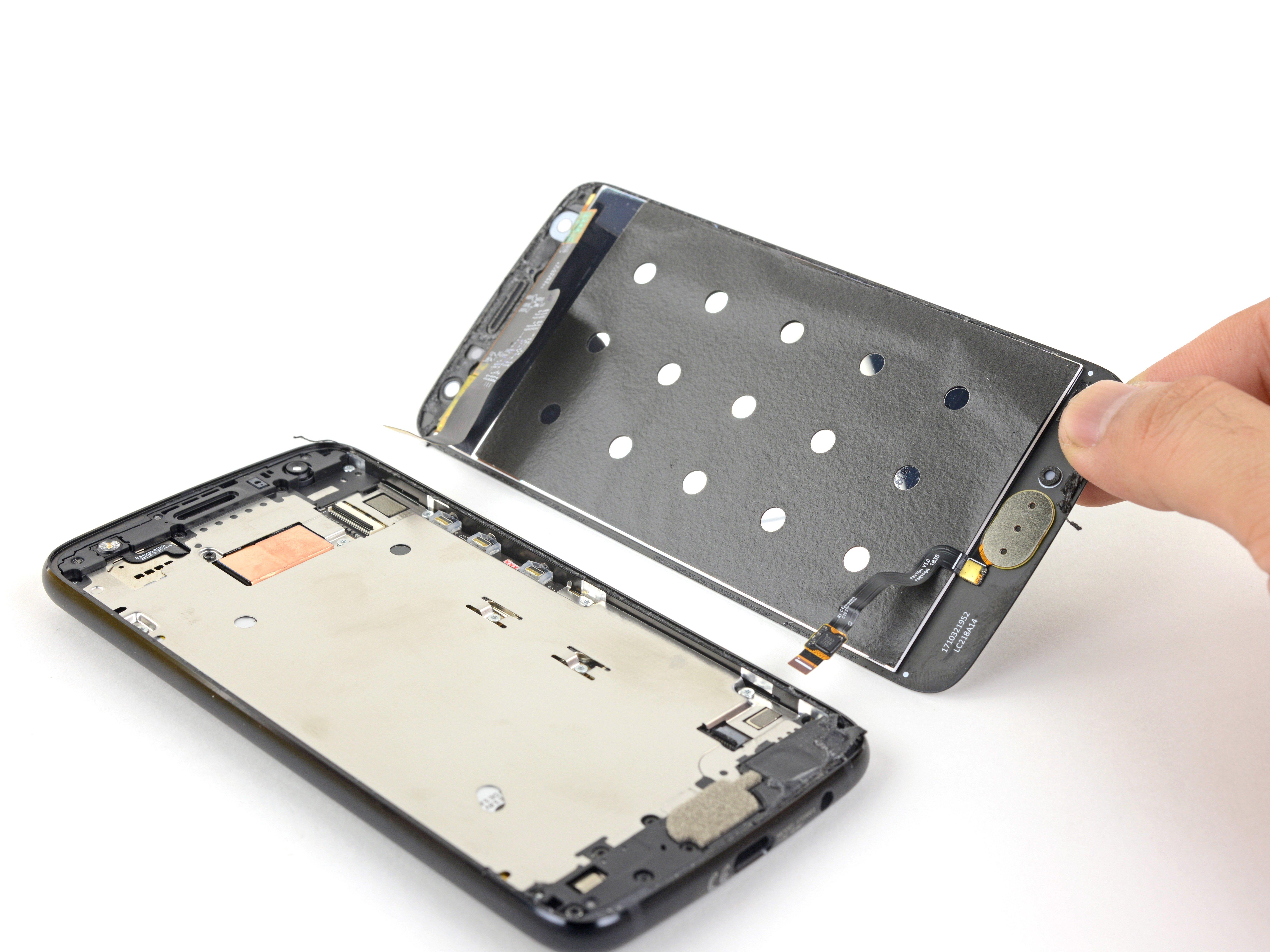 Motorola Moto X4 Screen Replacement