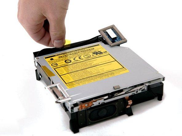 Mac mini (PowerPC) AirPort Antenna Replacement
