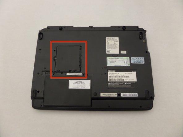 Toshiba Satellite M35X-S114 RAM Replacement