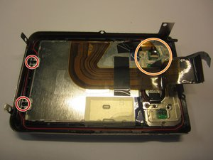 LCD Screen Component