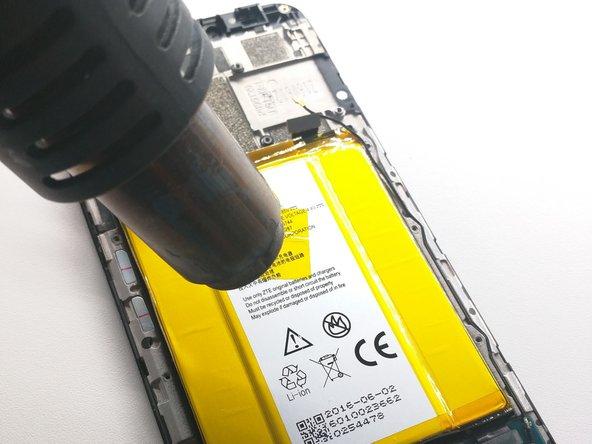Heat up battery
