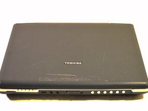 Toshiba Satellite 1415-S105 Repair