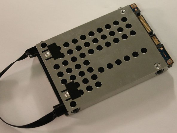 Toshiba Satellite L305-S5875 Hard Drive Replacement