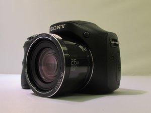 Sony Cyber-shot DSC-H200 Repair