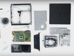 PlayStation4 Slim の分解