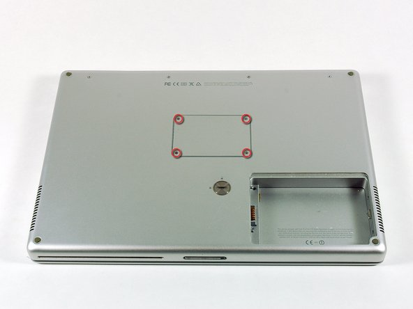 "PowerBook G4 Aluminum 15"" 1.67 GHz RAM Replacement"