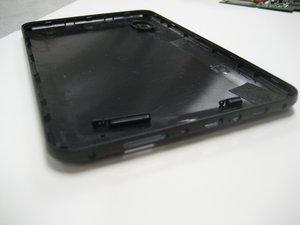 Backplate
