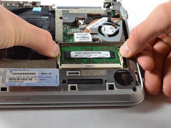 HP Mini 210-2070NR RAM Replacement