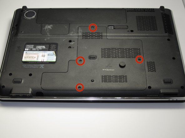 HP HDX 16-1160US RAM Replacement