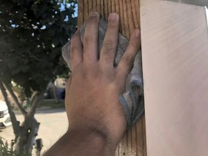 How to Restain Wood