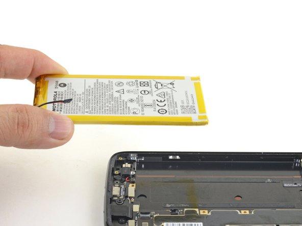 Motorola Moto X4 Battery Replacement