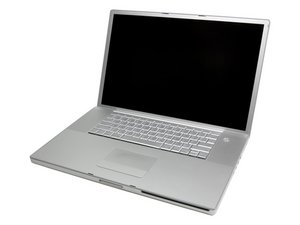 "Ремонт PowerBook G4 Aluminum 17"" 1-1.67 GHz"