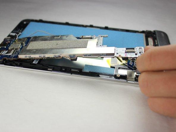 Lenovo Miix 2 Motherboard Replacement