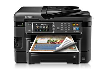 Reparo de Epson WF-3640