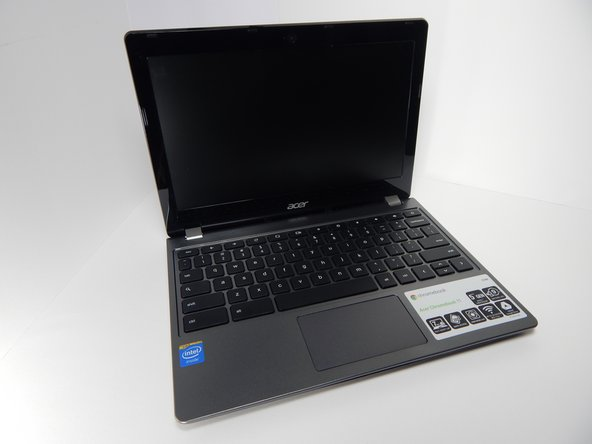 Acer Chromebook C740 LCD Screen Replacement