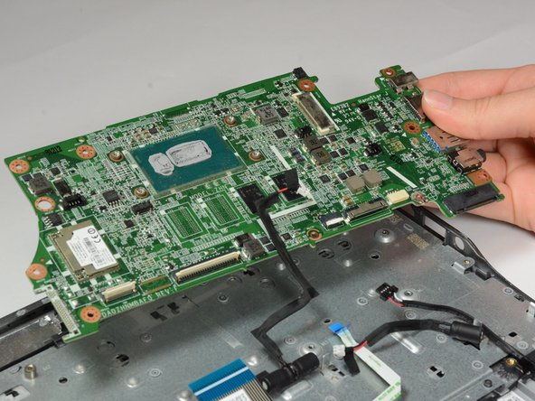 Acer Chromebook C720-2848  Motherboard Replacement