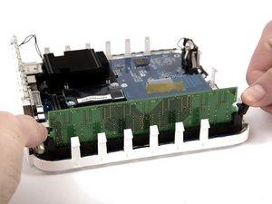Mac mini (PowerPC) RAM Replacement