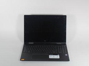 HP Envy x360 15-bp143cl