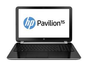HP Pavilion 15-F