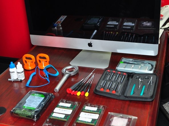 Upgrade iMac Intel Core i3 CPU to Core i7