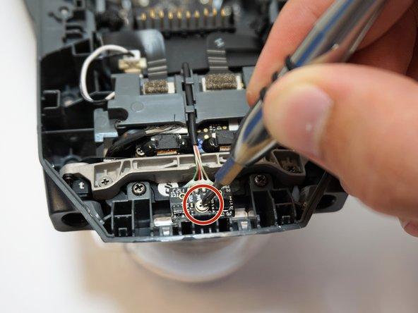 DJI Mavic Pro Gimbal/Camera Replacement