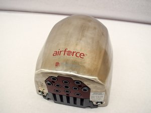 World Dryer Airforce J4-973A3