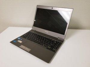 Toshiba Portege Z835-P330 Repair
