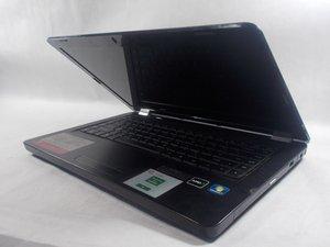 Compaq Presario CQ62-215dx Repair
