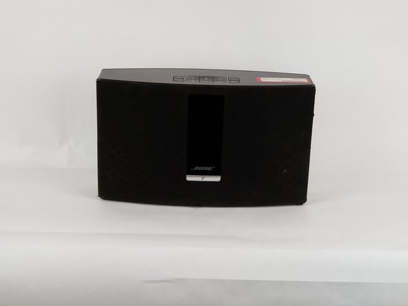 Bose SoundTouch 20 Motherboard Replacement