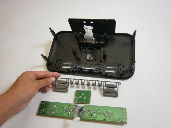 iHome iD95 Button Cover Replacement